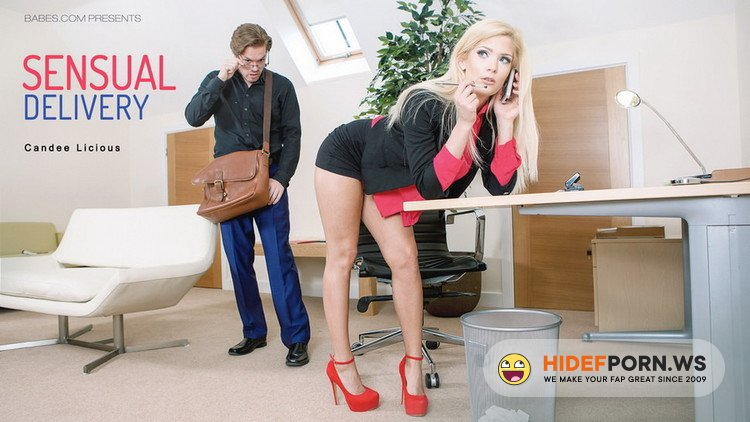 OfficeObsession.com/Babes.com - Candee Licious - Sensual Delivery [HD 720p]