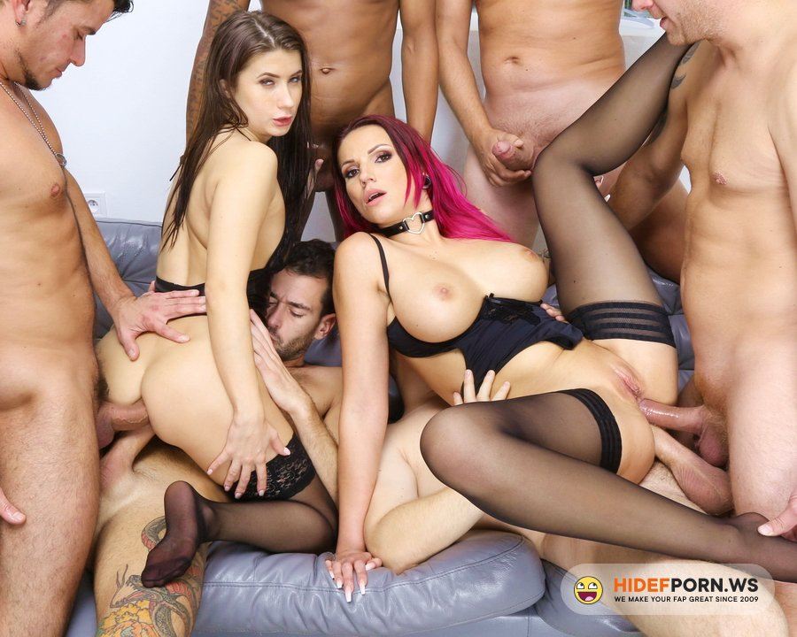 LegalPorno.com - Nicole Black, Jolee Love - ATM Queens, Nicole Black And Jolee Love 2 Orgy With Monsters Gapes, Balls Deep Anal, DAP, ATOGM And Swallow GIO1626 [UltraHD 4K]