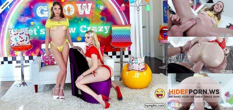 Nympho.com - Lily Larimar, Macy Meadows - Naughty Nymphets Macy, Lily [HD 720p]