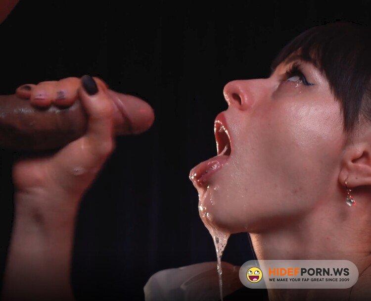 Chaturbate.com - NatalieFlowers - Messy Sloppy Deepthroat for Cosplay Teen Girl [FullHD 1080p]