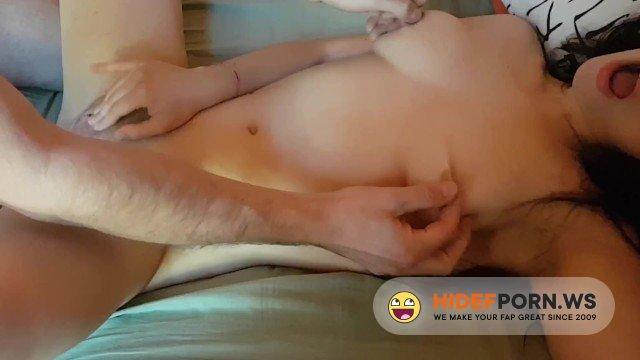 PornhubPremium - UnlimitedOrgasm - Stepsister Gets Huge Cumshot After Cumming Twice [2020/FullHD]