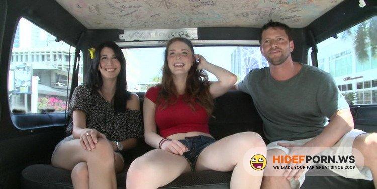 BangBus.com/BangBros.com - Chloe Taylor - Wild and Crazy Girls Off The Streets [HD 720p]