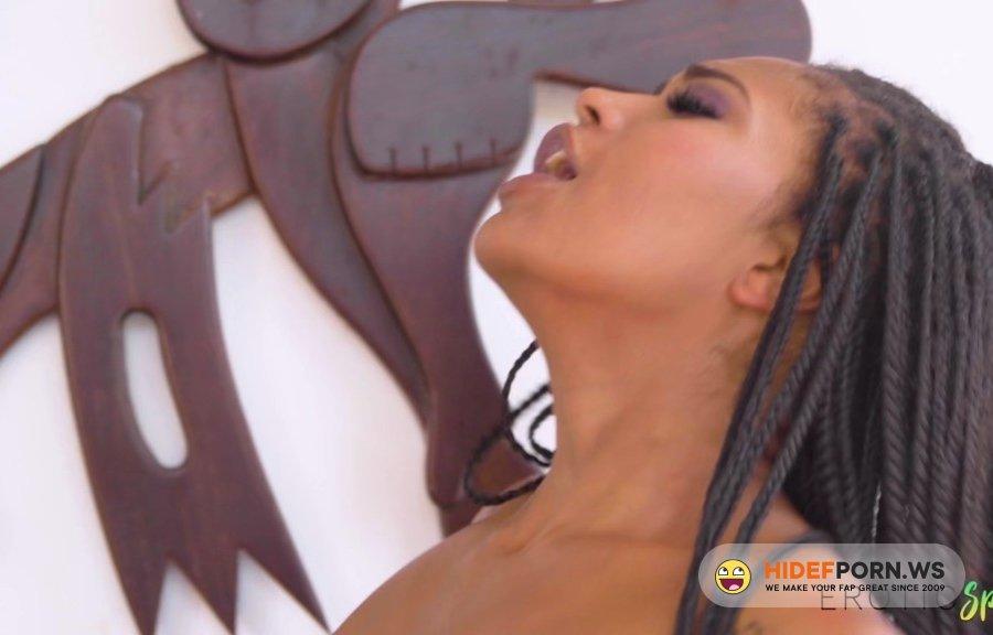EroticSpice - Tina Fire - Sunshine On Ebony Big Naturals [2020/FullHD]
