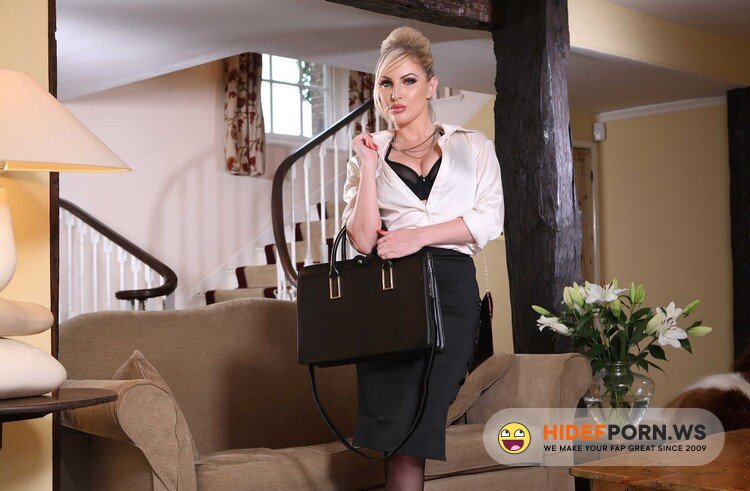 MilfsLikeItBig.com/Brazzers.com - Georgie Lyall - Pounding The Problem Son [FullHD 1080p]