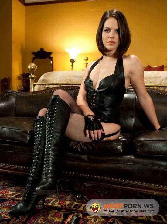 CuckoldPorn.cc - Bobbi Starr - Chastity Cuckold Slave [HD 720p]