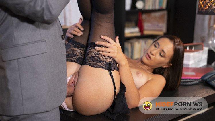 DaneJones.com / SexyHub.com - Mina Moreno - New secretary with big natural tits [HD 720p]