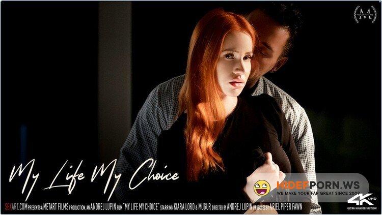 SexArt.com - Kiara Lord - My Life My Choice [FullHD 1080p]