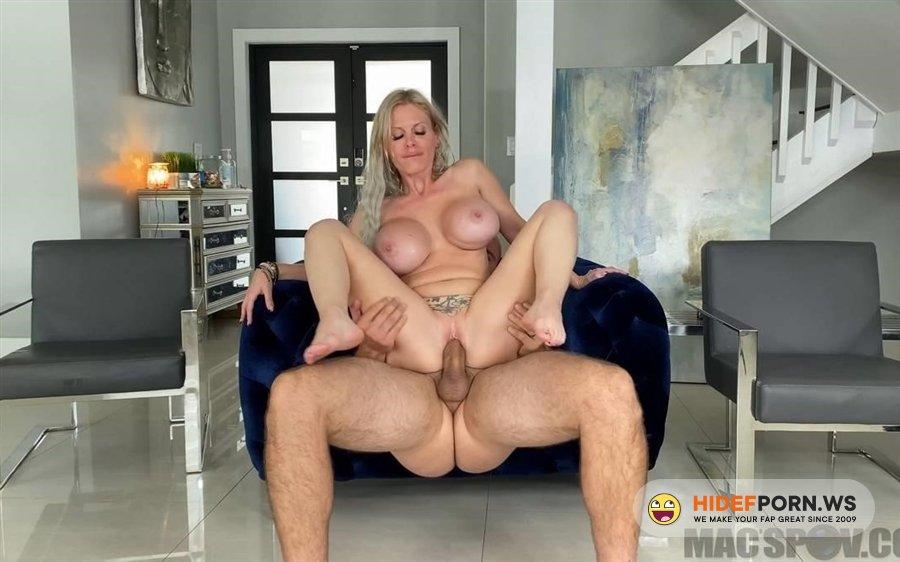 MACSPOV - Casca Akashova - Big Titty Milf Casca Akashova Takes Big Dick Pounding And Gets Glazed In Cum [2020/4K]