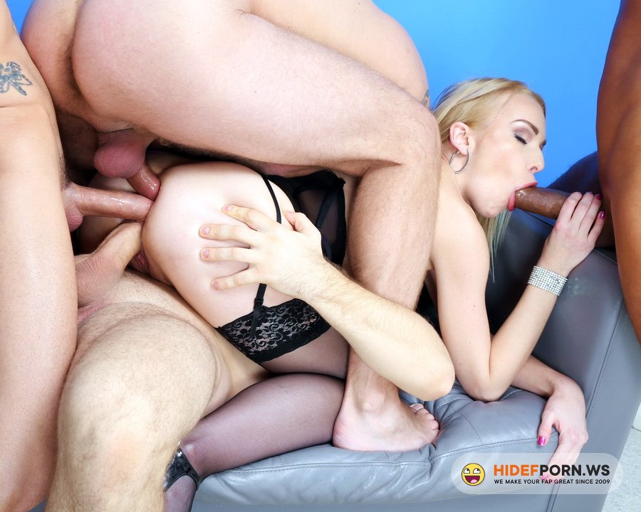 LegalPorno.com - Rebecca Sharon - Fist Obsession, Rebecca Sharon Gets 4 Dicks And 1 Hand For Balls Deep Anal, DAP, TP, Anal And Fisting, Creampie Swallow GIO1720