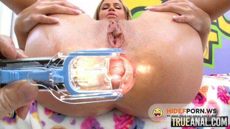 TrueAnal.com - Jessa Rhodes - Stretching Jessas Tight Hole [FullHD 1080p]