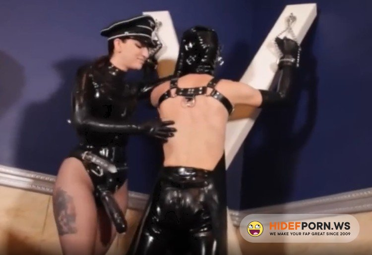 Dungeonroom - Dungeonroom - Slave is TIED to the CROSS [HD 720p]