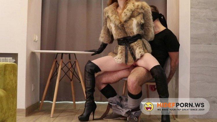 OttaKoi - Otta Koi - Our first FEMDOM! High Heels, Leather Gloves, Fur Coat [FullHD 1080p]