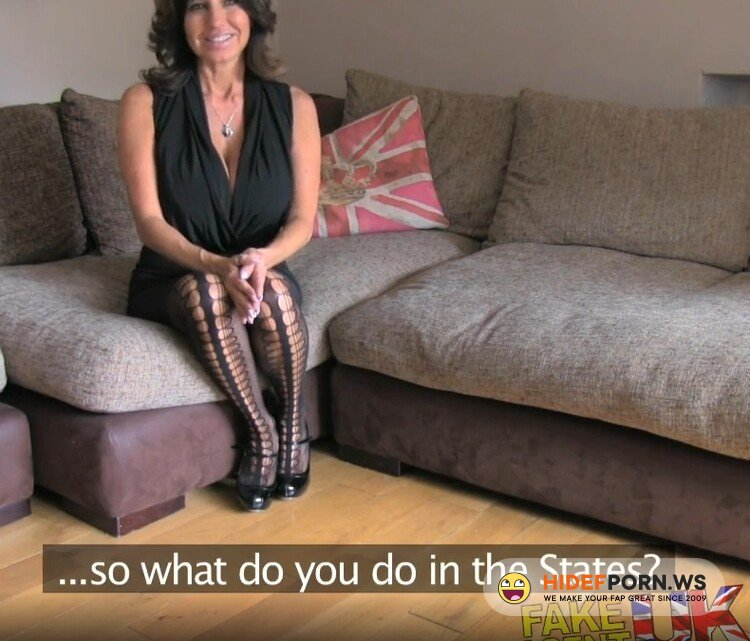 FakeAgentUK - Tara Holiday - Hot Chilean MILF Gets Hardcore Anal Action in Office [HD 720p]
