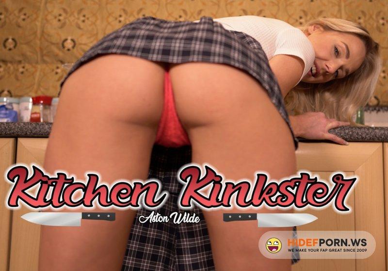UpskirtJerk - Amy W - Kitchen Kinkster [FullHD 1080p]