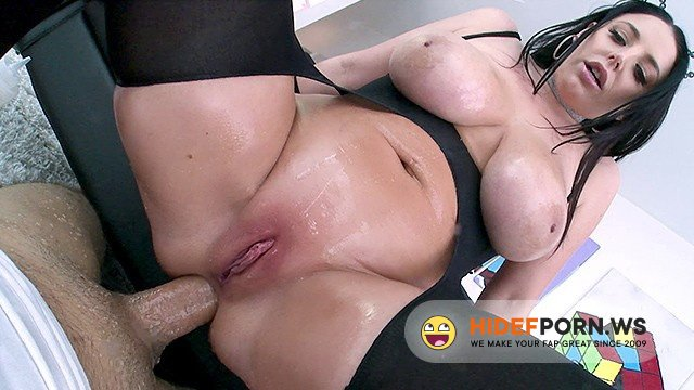 Nympho - Angela White - Stuffing all of tight holes [FullHD 1080p]