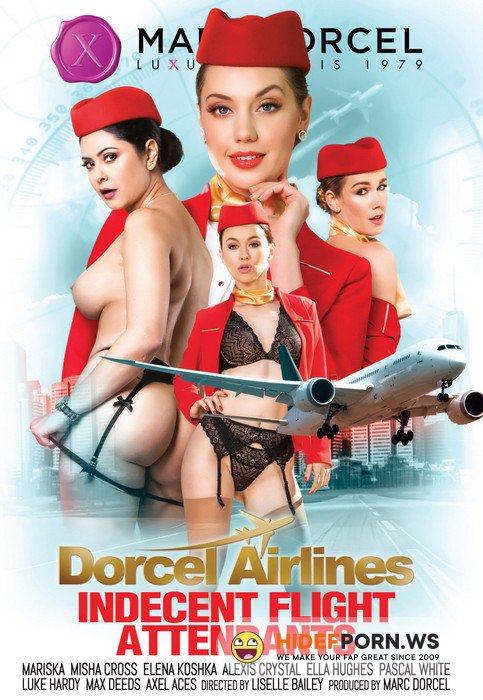 Drcel.com - Elena Koshka, Alexis Crystal, Ella Hughes, Misha Cross, Pascal White - Dorcel Airlines Indecent Flight Attendants [HD 720p]