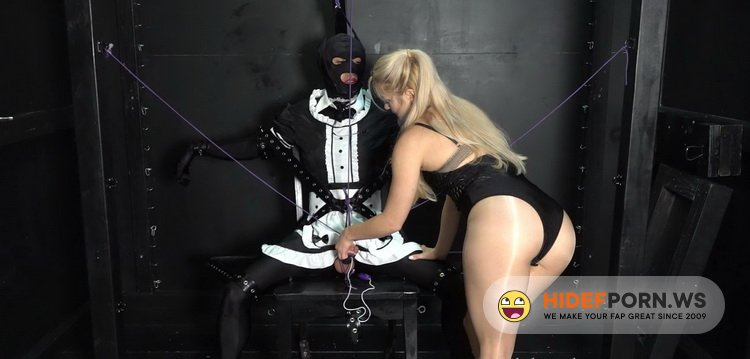 TeaseAndThankYou - Mistress Mandy Marx - Serves You Right For Serving Me Wrong [FullHD 1080p]