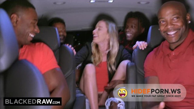BLACKEDRAW - Haley Reed - Teen gets passed around and fucked by group of BBCs [FullHD 1080p]