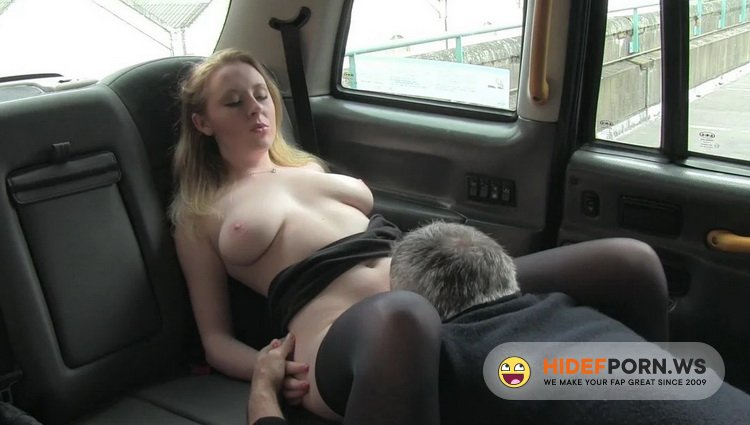FakeTaxi.com - Ruby Temptations - Hot babe in heels with big natural tits [FullHD 1080p]