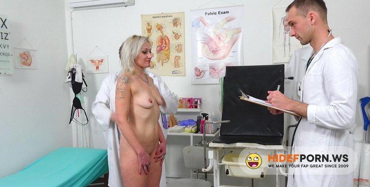 MatureGynoExam - Lenny Sweet - Gyno Exam [FullHD 1080p]