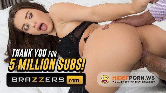 Brazzers - Lana Rhoades - Celebrates 5 mil Subscribers With Anal [FullHD 1080p]