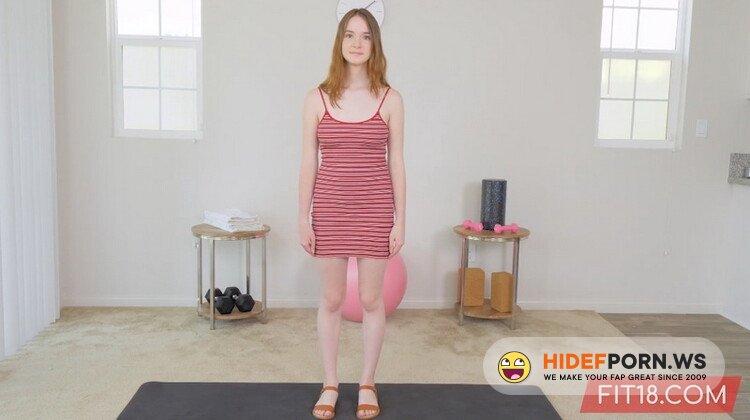 Fit18 - Hazel Moore - 54kg - Creampie this Teen Born on Y2K [FullHD 1080p]