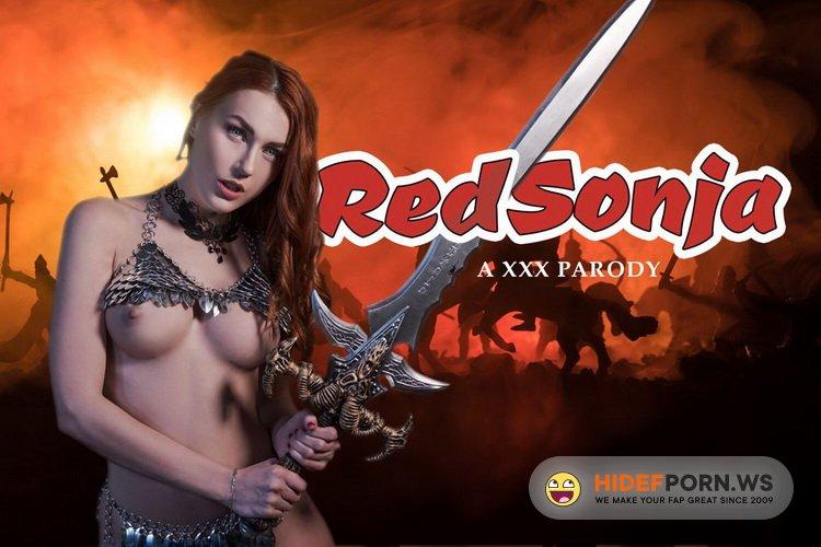 VRCosplayX.com - Charlie Red - Red Sonja A XXX Parody [UltraHD/2K 2048p]