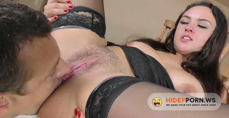 LethalHardcore.com - Nicole Sage - Hot Brunette Lets A Stranger Creampie Her [FullHD 1080p]