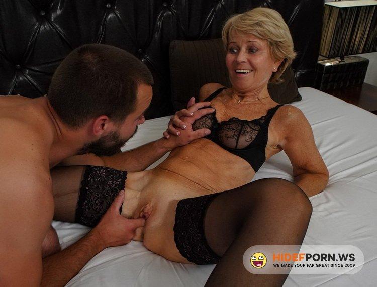 Karups OW Video - Sylva aka Romana (70) - Grandma's Got A Boyfriend [FullHD 1080p]