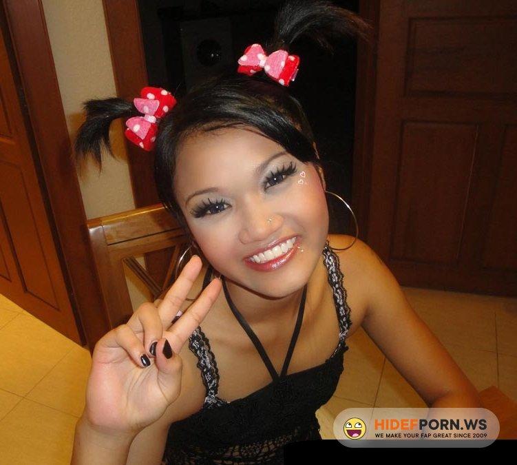 ThaiCreampie.сom - Preaw - Funny Pigtails Teen Fuck [HD 720p]