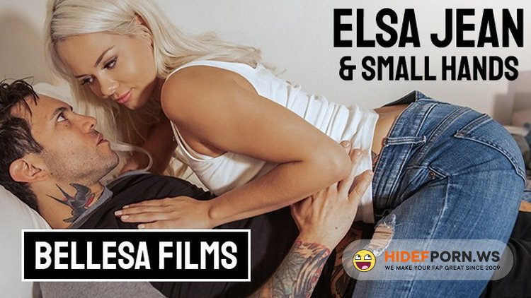 BellesaFilms - Elsa Jean - Small Tit Blonde Elsa Jean has a Breakin Fantasy [FullHD 1080p]