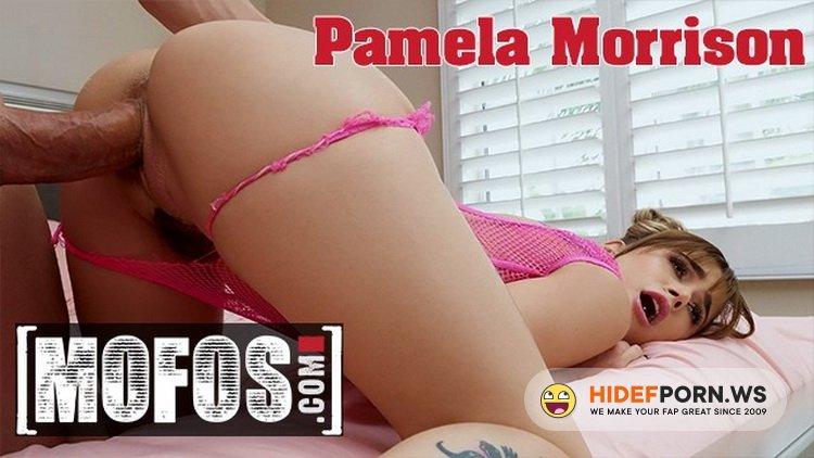 Mofos - Pamela Morrison - Small Tit Pamela Morrison Takes Big Facial from Huge Cock [FullHD 1080p]