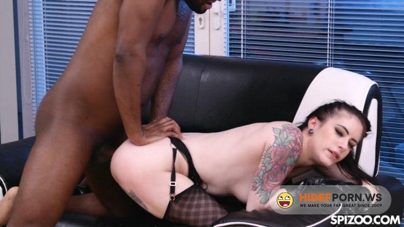 Spizoo - Anna De Ville - Fetish Slut Anna Deville Anal Destruction [SD 480p]