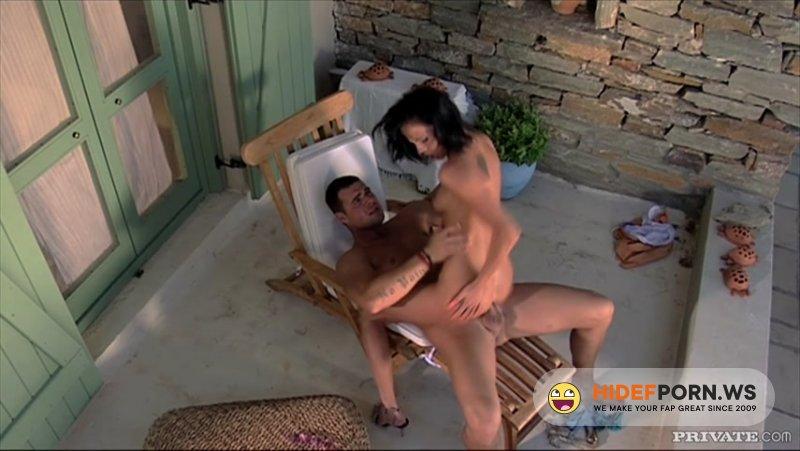 Private - Aliz - Masturbates Outdoors Before Giving Her Man A Deepthroat Blowjob [HD 720p]