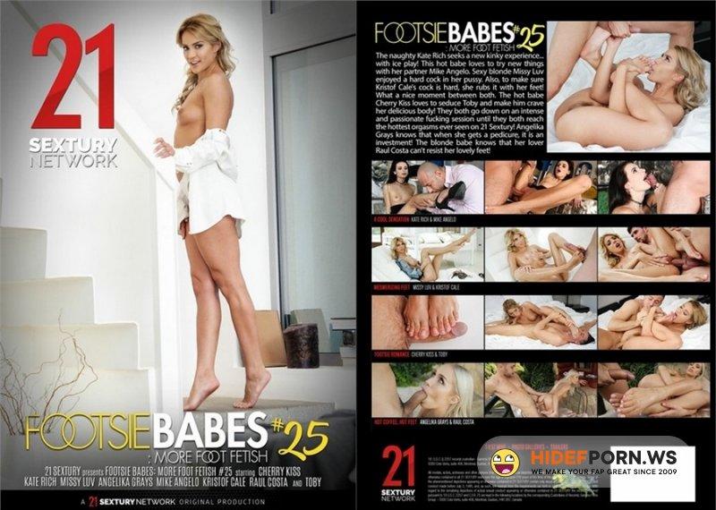 Footsie Babes: More Foot Fetish 25 [2021/WEBRip/SD]