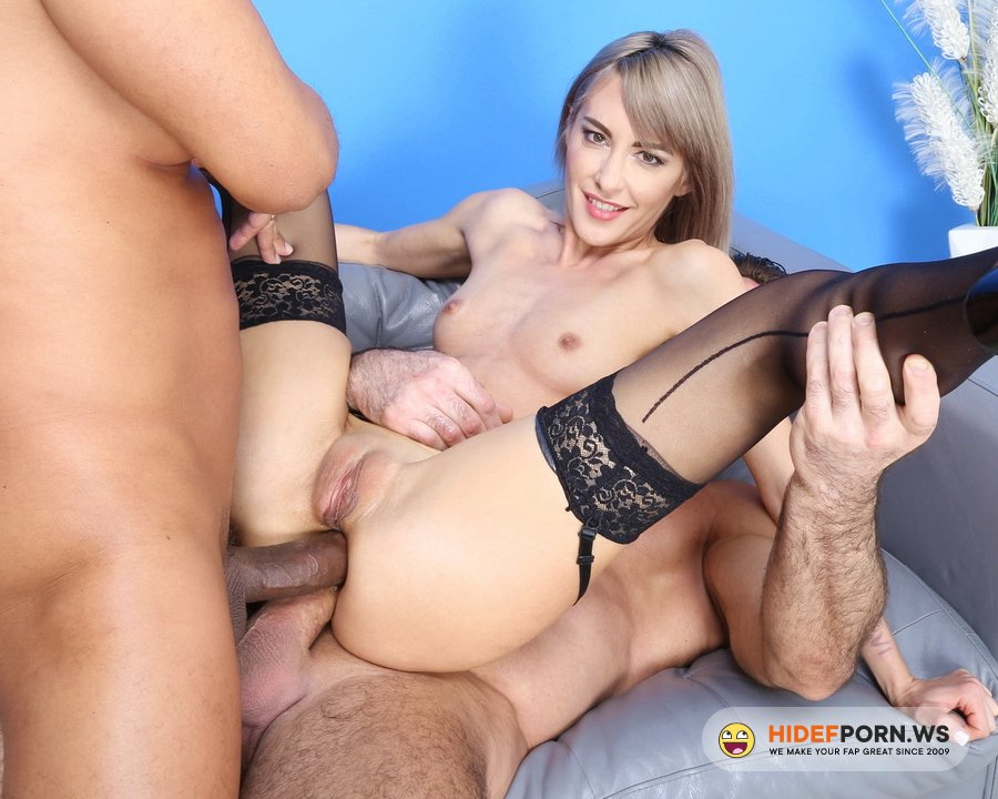 AnalVids.com, LegalPorno.com - Vicky Sol - Vicky Sol Goes Wet VS 2 Big Dicks With Balls Deep Anal, DAP, Gapes, Pee Drink, Farts And Swallow GIO1719 [HD 720p]