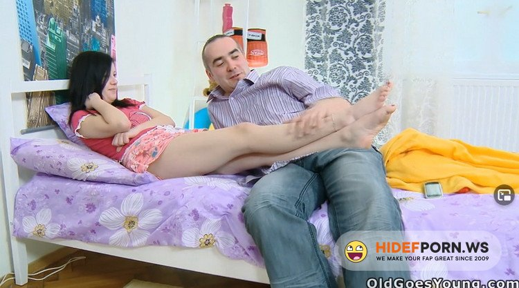 OldGoesYoung - Unknown - Sexy Girls Pussy Eaten Out, Fucked by an old Man and Fucked by two m [FullHD 1080p]