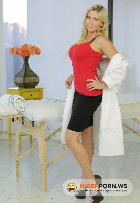 MassageGirls18.com - Christie Stevens - Massage Tender Touch [HD 720p]