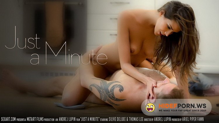 SexArt.com - Silvie Deluxe - Just A Minute [FullHD 1080p]