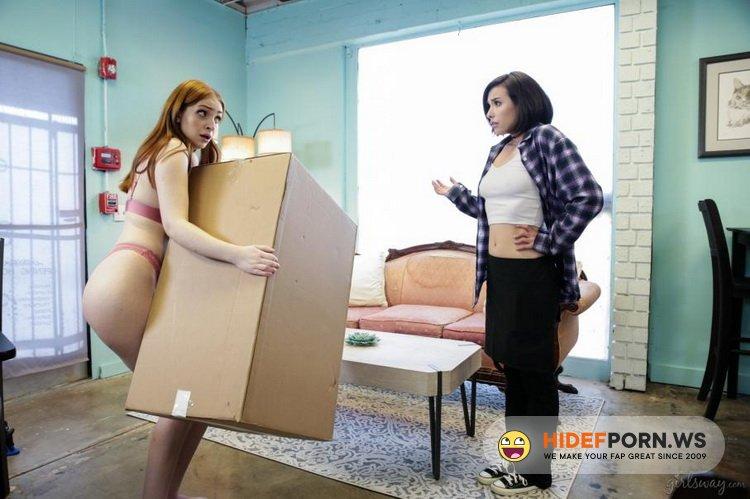 GirlsWay.com - Casey Calvert, Maya Kendrick - Dressed To The Nones [FullHD 1080p]