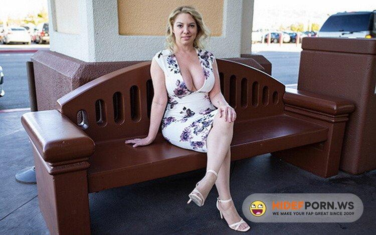 MomPov.com - Kiki - Big ass and titties blonde MILF [FullHD 1080p]