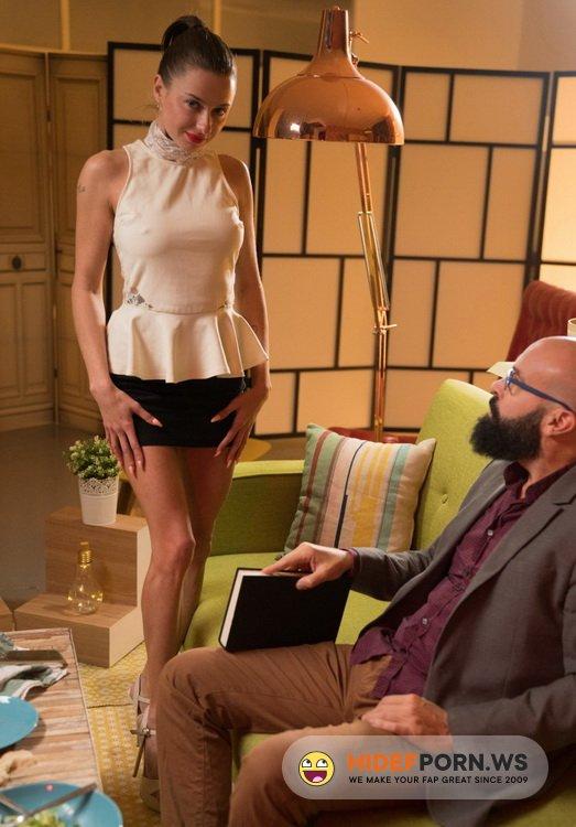XXXShades.com/PorndoePremium.com - Sandra Wellness - Russian maid takes pleasure in fucking her boss Max [FullHD 1080p]