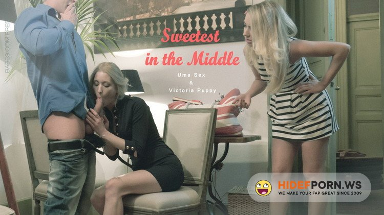 Babes.com - Uma Sex, Victoria Puppy - Sweetest in the middle [HD 720p]
