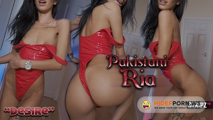 StripzVR.com - Pakistani Ria - Desire [UltraHD 2K 2048p]