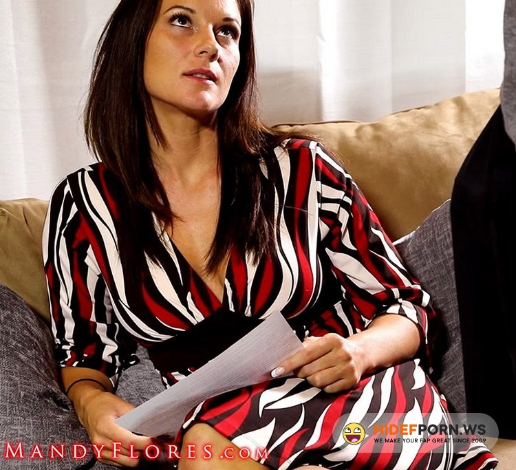 MandyFlores.com/Clips4Sale.com - Mandy Flores - Mom and Son Try Anal [FullHD 1080p]