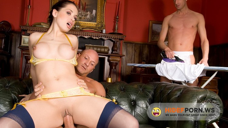 DoTheWife.com - Anaya Leon - Do My Housework And Watch Me Fuck [FullHD 1080p]