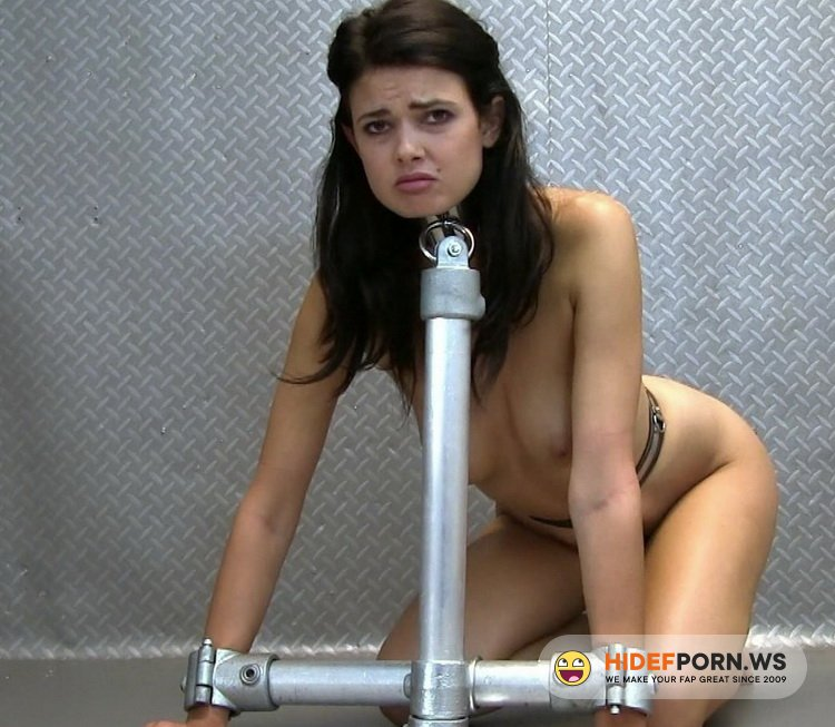 Metalbondage - Yasmine - Fixed pet girl Yasmine [FullHD 1080p]