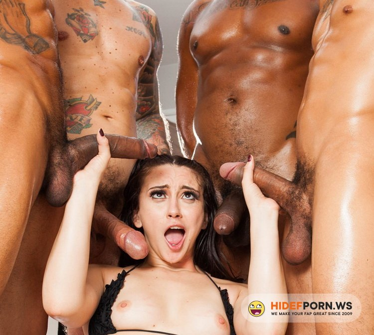 American-Pornstar.com - Mandy Muse - Mandy Muse 4 on 1 [FullHD 1080p]