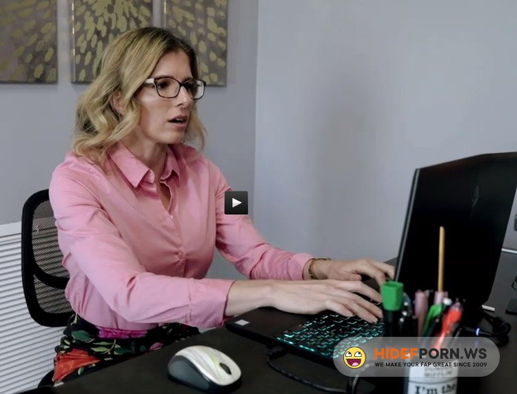 Jerky Wives/Clips4Sale.com - Cory Chase - Hot Office MILF Seduced In To Anal By Her Well Hung Boss [HD 720p]