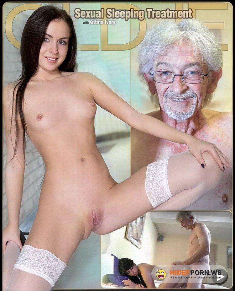 Oldje.com/ClassMedia.com - Kittina Ivory - Sexual Sleeping Treatment [FullHD 1080p]